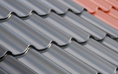 Dakplaten in plaats van dakpannen