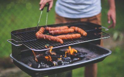 De barbecue, gas of kolen?