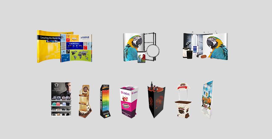 producten promoten digitale print