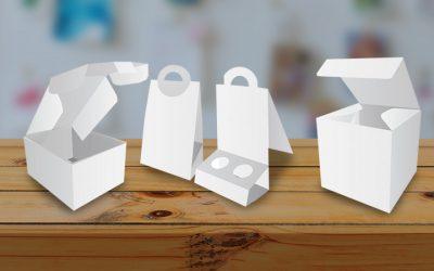 11 x uniek verpakkingsmateriaal bedrukken met digitale print